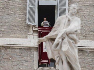"""El Papa reza por las víctimas de """"violencia injustificable"""""""
