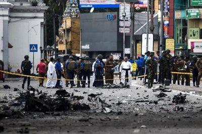 Atentados en Sri Lanka despiertan recuerdo de años oscuros