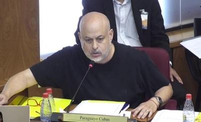 Payo Cubas presenta acción de inconstitucionalidad contra suspensión