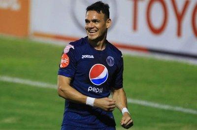 Moreira Aldana aumenta su cosecha goleadora