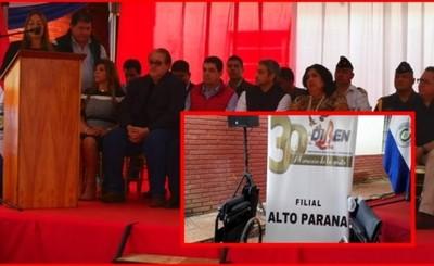 Dirección de Beneficiencia y Ayuda Social habilitó sede en Alto Paraná