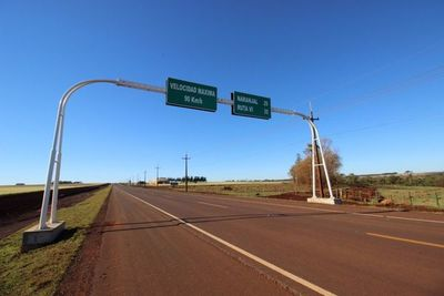 Asfaltado de la ruta Naranjal-San Cristóbal, llega a su etapa final