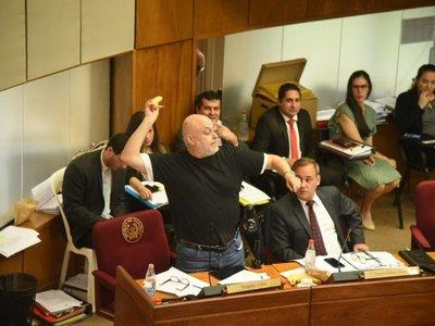 Paraguayo Cubas acciona contra suspensión en el Senado
