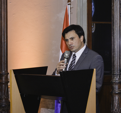 Dinapi encabeza charlas por el Día Mundial de la Propiedad Intelectual
