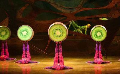 """Cirque du Soleil regresa a Asunción para sorprender con un nuevo espectáculo: """"OVO"""""""