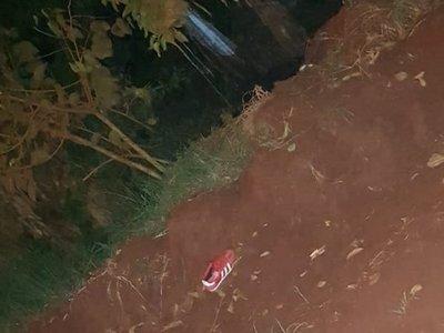 Hallan dos cadáveres calcinados en Alto Paraná