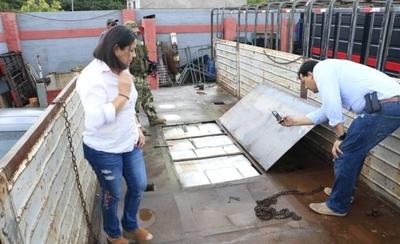 HOY / Desarticulan estructura narco para enviar marihuana a la Argentina: nueve detenidos
