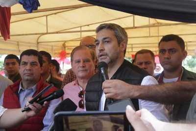 Abdo Benítez recalca importantes avances para mejorar sistema de salud en todo el país