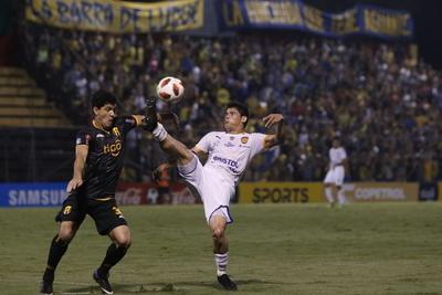 Guaraní y Luqueño se frenan mutuamente