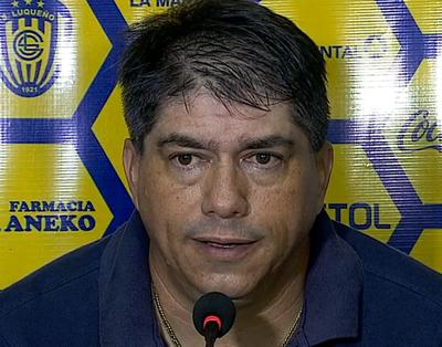 Sabor agridulce para Roberto Torres tras el empate en Dos Bocas