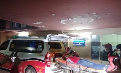 HOY / Motochorros asaltaron y dispararon a empleada de una lomitería en Capiatá