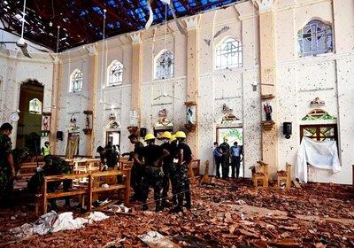 Sri Lanka atribuye ataques a extremistas islámicos