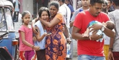 El Estado Islámico asume la autoría de los atentados de Sri Lanka