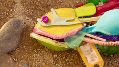 """""""The Fish"""", animación sobre los peligros de la contaminación plástica marina"""