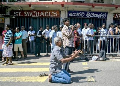 Sri Lanka busca a autores de los atentados de Pascua