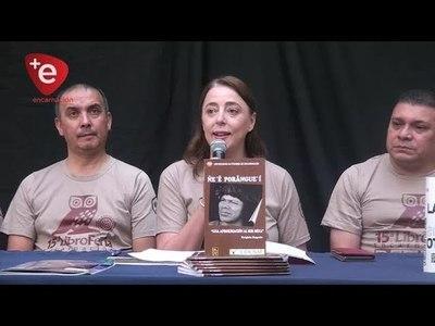 PRESENTAN 15° EDICIÓN DE LA LIBROFERIA ENCARNACIÓN