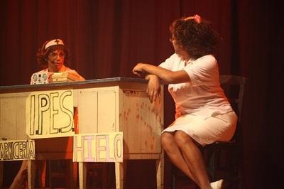 Últimas funciones de Las Karashans 2.0 en el Teatro Latino