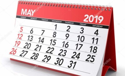No habrá fines de semana largos en mayo