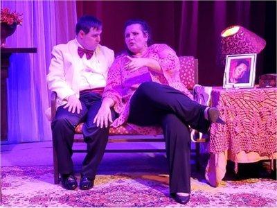 La obra Olivia y Eugenio llega a la Manzana de la Rivera