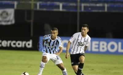 HOY / Un permisivo Libertad cede su invicto y le da vida a Grêmio