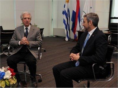 Paraguay espera recibir la visita de Tabaré Vázquez en los próximos meses