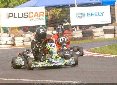 La marca Geely se une al Karting Club