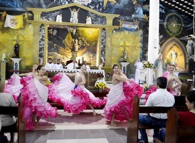 Festejos por los 116 años de San Antonio