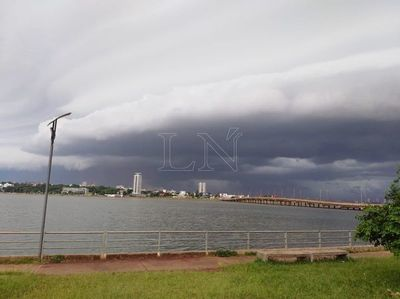 Emiten alerta por tormentas para el Sur del país