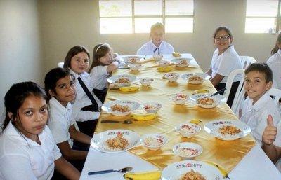 Junta tratará adjudicación para el almuerzo escolar