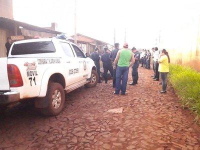 Un guardicárcel es asesinado a tiros en Pedro Juan Caballero