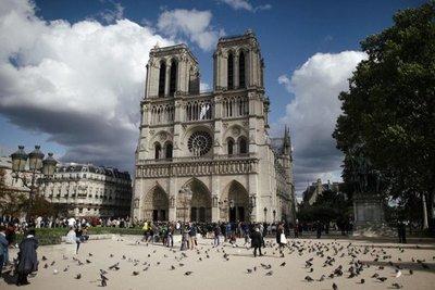 Notre Dame: una calamidad que amenaza con repetirse en toda Francia