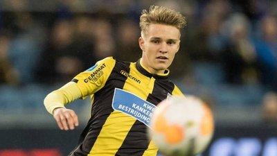 El Madrid negociaría con Ajax por Odegaard