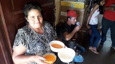 Aprenden a industrializar cítricos en Itapúa