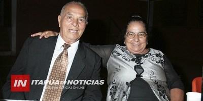 PIRAPÓ: SE JURARON AMOR ETERNO Y HOY CUMPLEN 65 AÑOS DE CASADOS