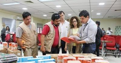 Combate al dengue: Senepa recibe materiales e insumos