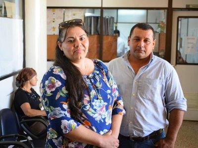 Esposa de ex peón agredido por Papo Morales declara en la Fiscalía