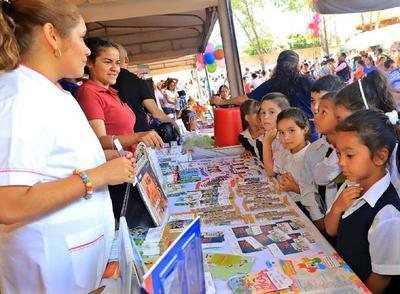 Anuncian relanzamiento del programa Abrazo y construcción de centros de salud en San Lorenzo