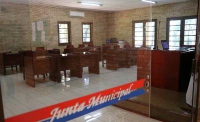 Fiscalía allana Junta Municipal de CDE