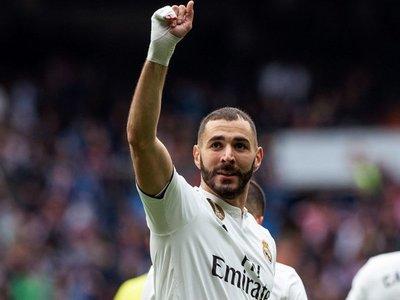 """Benzema: """"Juego al fútbol para la gente a la que le gusta el fútbol""""."""
