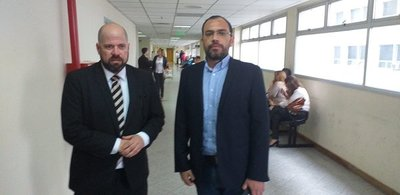 Raúl Fernández Lippmann irá a juicio oral