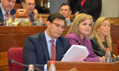 Mandan al archivo proyecto de Paraguayo Cubas