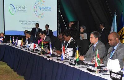 Paraguay desconoce a enviado de Maduro en reunión de la CELAC