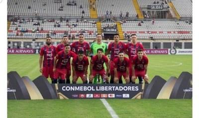 Cerro Porteño pierde el invicto en Barinas