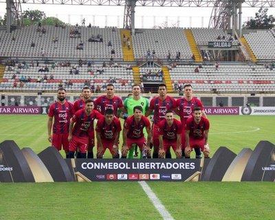 Cerro Porteño cae ante el Zamora