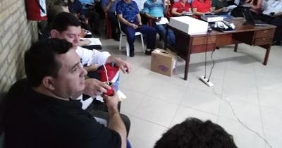 Elecciones municipales: Capacitan a agentes electores y efectivos policiales
