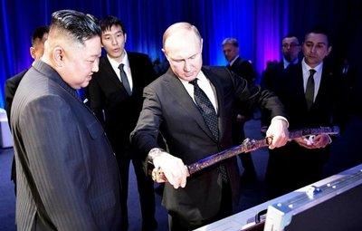 Putin y Kim ratifican la necesidad de desnuclearizar la península coreana