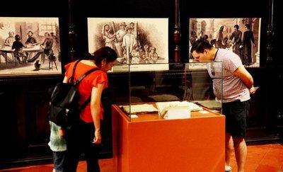 Sitios históricos de la esclavitud