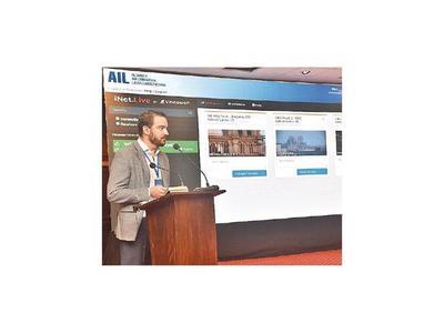 Premiación cierra asamblea de la  Alianza Informativa