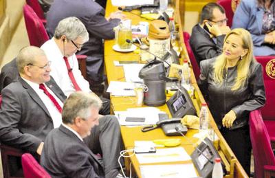 Senado aprueba doble desbloqueo de listas y paridad en las internas
