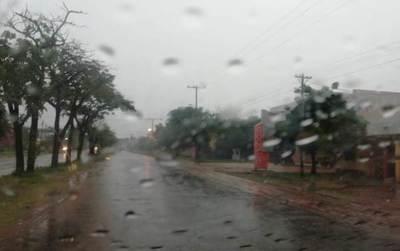Fin de semana con lluvias y descenso de temperatura